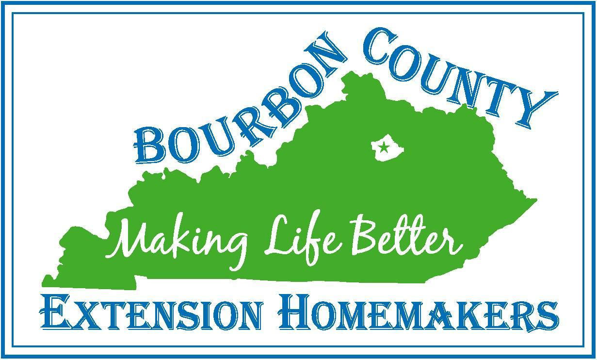 Bourbon County Extension Homemakers Logo